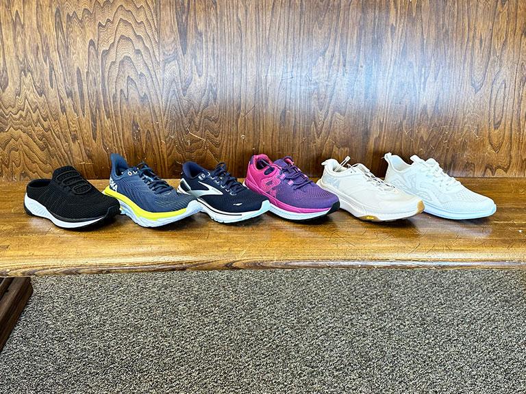 Comfort Shoes \u0026 More, Maine Shoe Store, Custom Orthotics